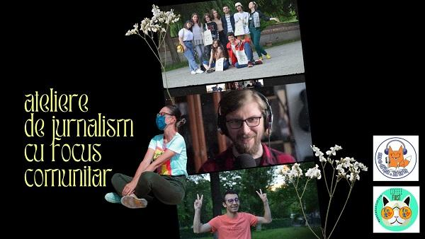 Ateliere de jurnalism mediahub pe 25 și 26 august la Facefood
