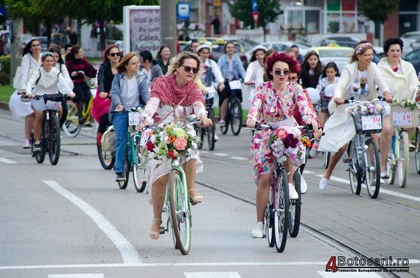 Cea de a Va ediție Skirt Bike la Botoșani GALERIE FOTO