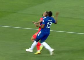 Penalty acordat de asistent în FCU Craiova  FCSB  Ce arată reluările TV  verdictul specialistului