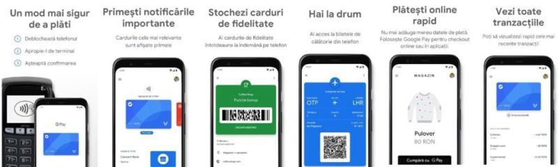 Aplicația Google Pay se lansează în România la 7 ani după Apple Pay