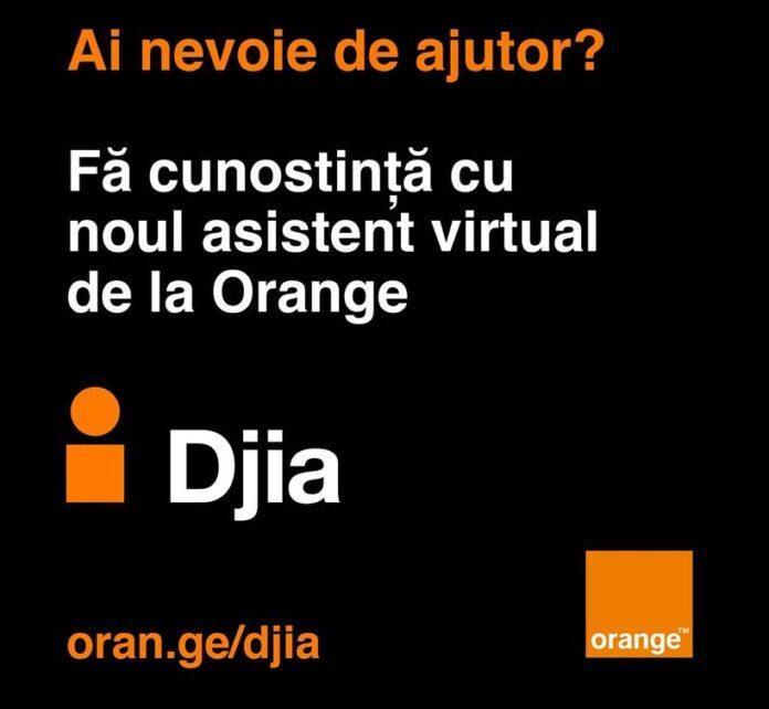 După chatbotul Djingo call centerul Orange are un nou asistent virtual Djia care vorbeşte româneşte