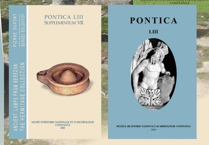 Muzeul Cetății Histria găzduiește lansarea a trei volume dedicate istoriei între care și numărul 53 al revistei PONTICA 53 2020
