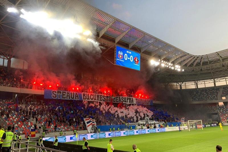 Topul spectatorilor în liga secundă Echipele istorice conduc detașat