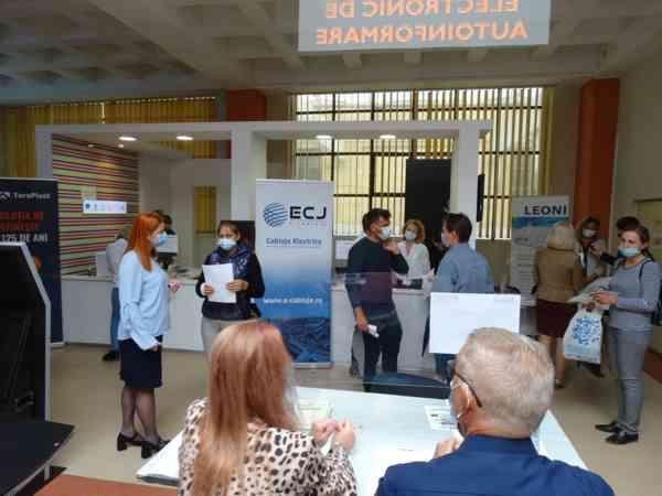 Circa 500 de locuri de muncă disponibile la Minibursa organizată de AJOFM BN Când va avea loc a doua rundă