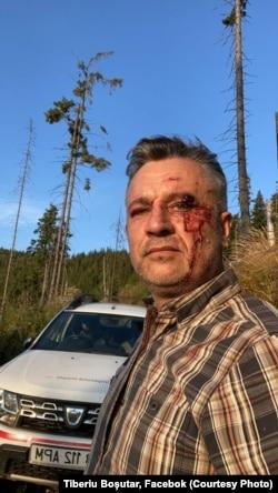 Mihai Dragolea jurnalistul bătut în timp ce documenta mafia pădurilor din Bucovina Vorbim de Estul sălbatic al Europei