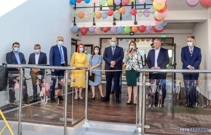 Grădiniţă nouă inaugurată în comuna Băneasa