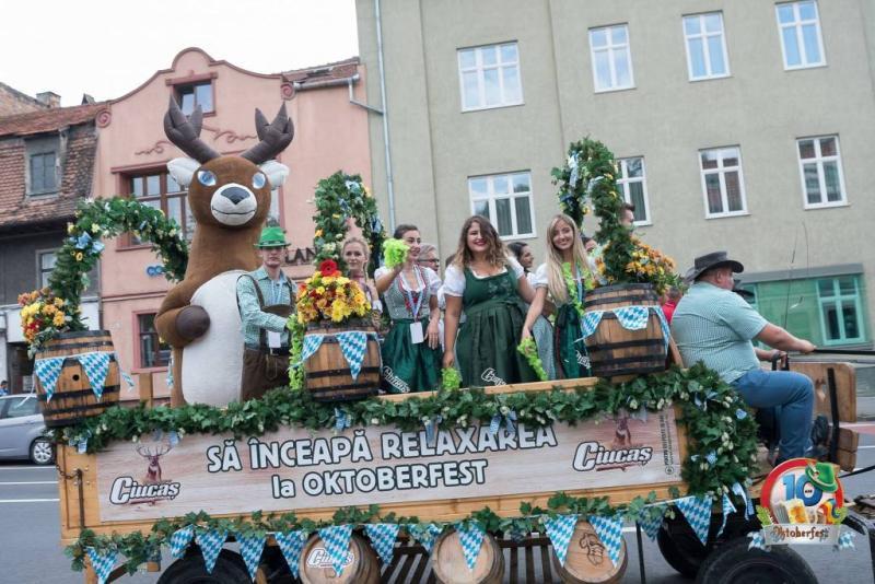Oktoberfest se organizează în acest an pe locul fostului stadion Municipal