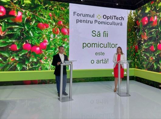 Syngenta  Forumul OptiTech pentru Pomicultură