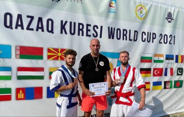 Sportivii bacăuani campioni la luptetătărăști