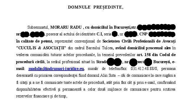 Radu Moraru contesta amenda pentru obligativitatea măștii in spatiu public deschis