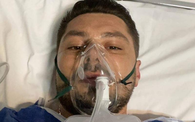 Un mire din Băile Felix a ajuns la spital cu fractură la coloană după ce prietenii lau aruncat în aer și lau scăpat