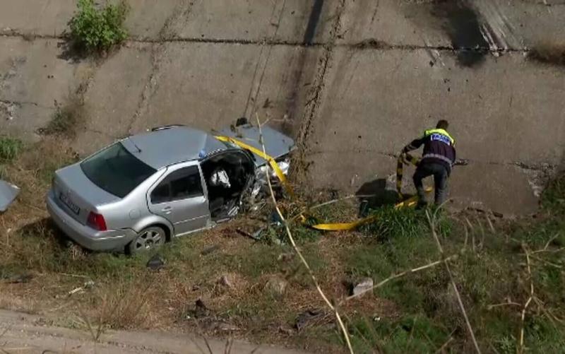 Un tânăr a murit după ce a căzut cu mașina întrun canal de irigații Șoferul ieșise recent din închisoare