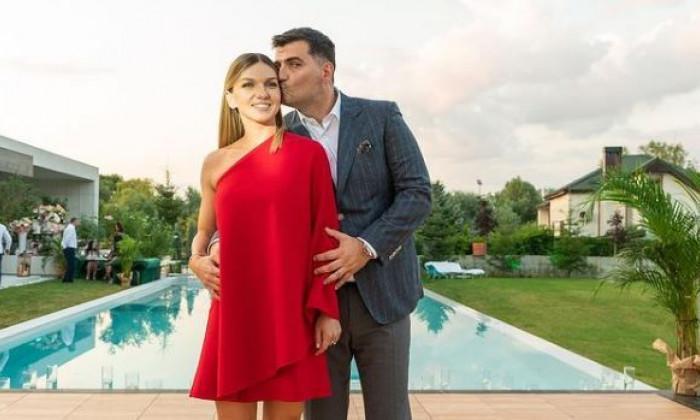 Simona Halep sa căsătorit Avem imaginile de la evenimentul anului VIDEO
