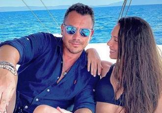 Răzvan Fodor după 11 ani de căsnicie E tovarășa mea de viață prietena mea de pahar