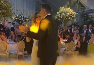 Simona Halep și Toni Iuruc dansul mirilor pe ritmurile lui Dan Bitmann