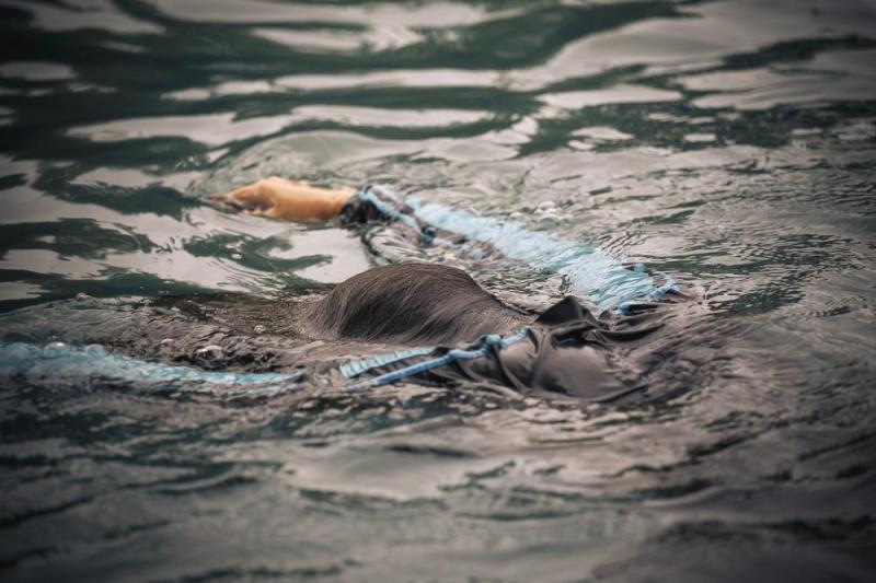 Damian a dispărut fără urmă în lacul Viverone din Italia sub ochii soţiei şi a fiicei sale După câteva zile trupul românului a fost găsit