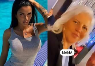 Cum arată mama Danielei Crudu Imagini rare cu femeia care ia dat viață fostei asistente TV