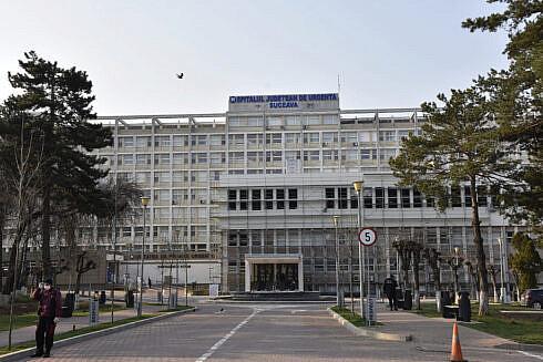 Terapia intensivă a Spitalului Județean Suceava este din nou plină cu pacienți Covid