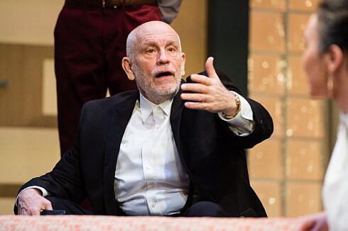 John Malkovich îlva interpreta pe Sergiu Celibidache în filmul biografic Cravata Galbenă
