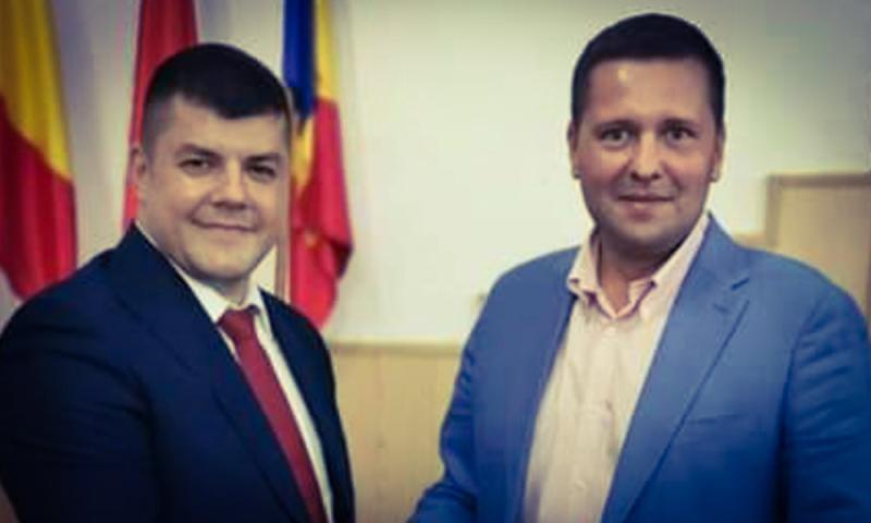 Laurențiu Costache este noul președinte al organizației PSD Titu