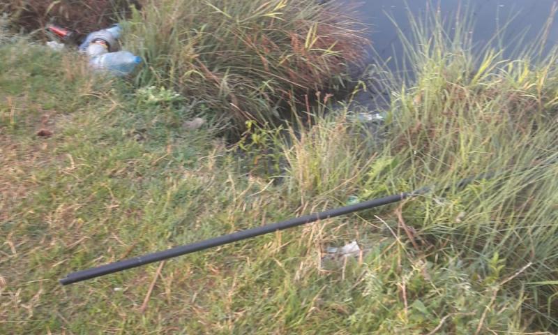 Sa electrocutat la pescuit și nu a mai putut fi salvat