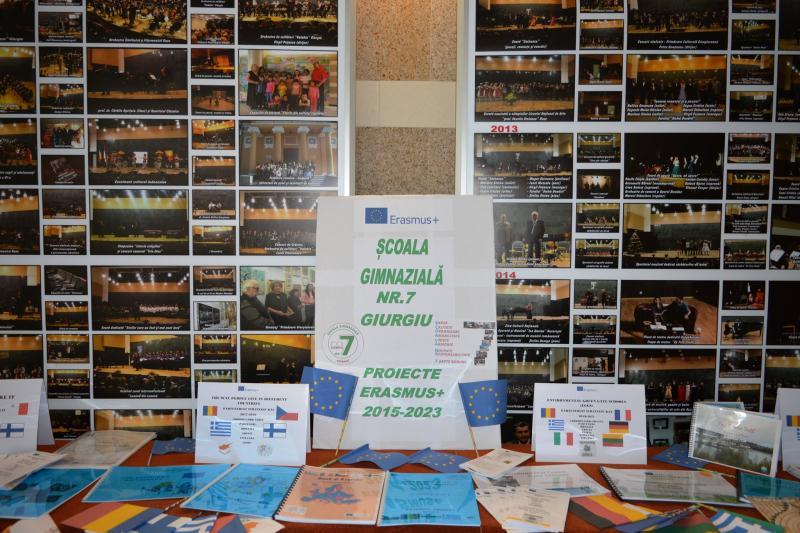 Parteneriat în educație și cultură între Școala gimnazială nr 7 și autoritățile locale și județene
