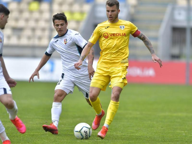 FC Buzău sa despărțit de Gheorghe Andronic Mijlocașul din Republica Moldova șia găsit repede un alt angajament