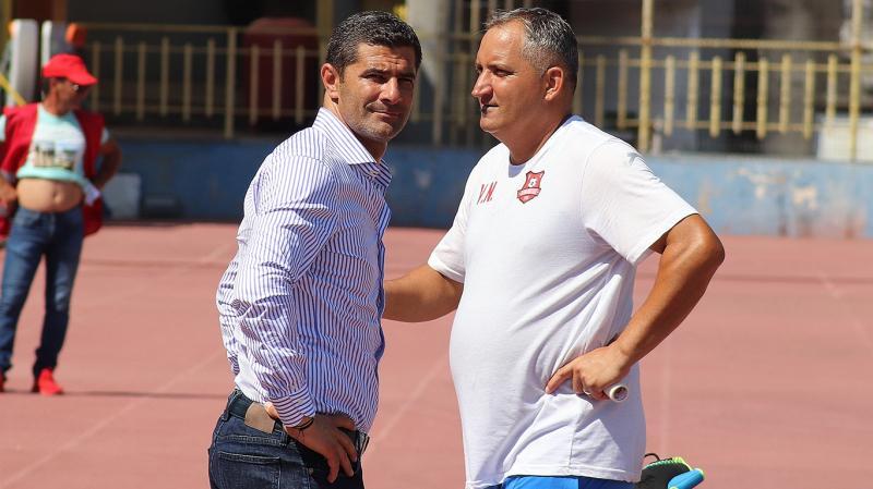Dănuț Coman nu e relaxat nici după ce FC Hermannstadt a câștigat cu 60 Ne așteaptă meciuri grele Președintele sibienilor vorbește de stabilitate din toate punctele de vedere la club deși sa cerut insolvența