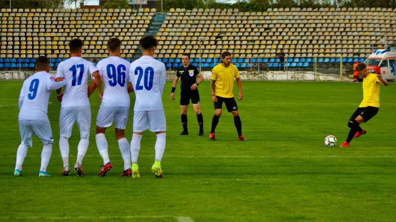 FC Brașov a obținut cu Dunărea Călărași cea mai clară victorie din acest sezon Vlad Mihalcea a înscris după mai bine de doi ani Simțeam că am un blocaj Concluziile lui Ilie Stan