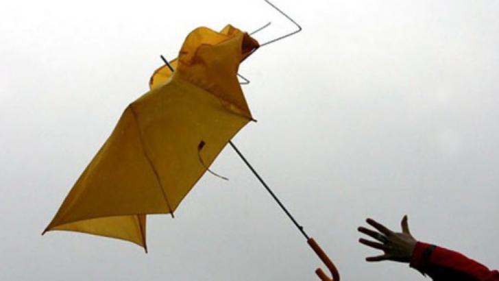 Avertizare de vreme severă imediată  Cod GALBEN de vijelii în mai multe județe Zonele afectate