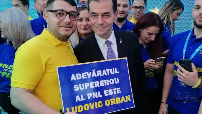 VIDEO  Ludovic Orban Sunt convins că Tineretul Național Liberal votează liber la Congres nu se va lăsa controlat îndrumat