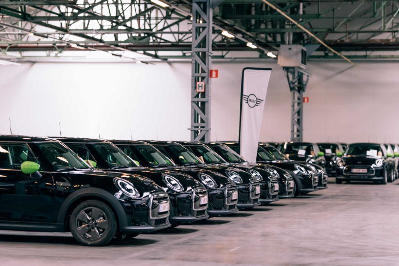 Deloitte are cea mai mare flotă de mașini electrice din Europa