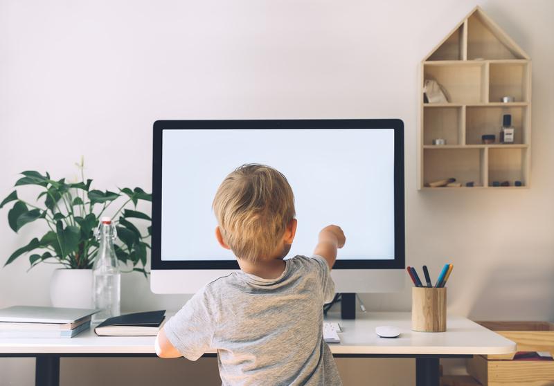 Ce ia interesat pe copii online în această vară