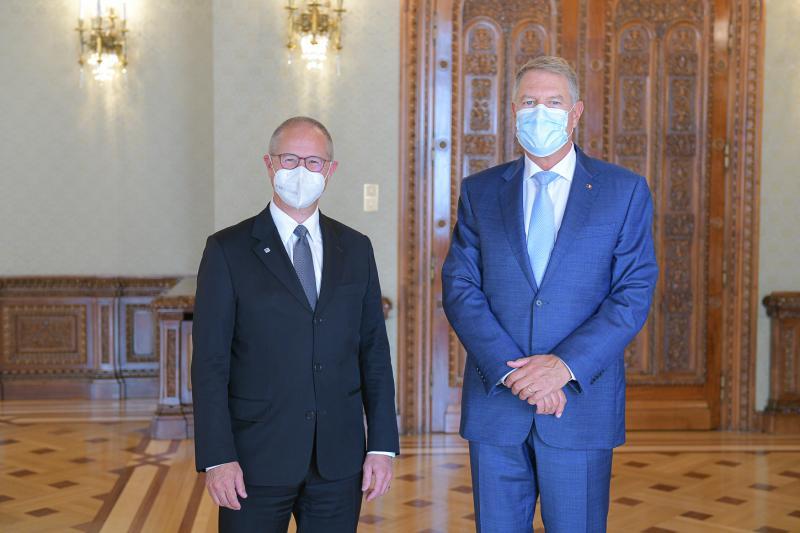 Klaus Iohannis a cerut conducerii OMV protejarea consumatorilor vulnerabili