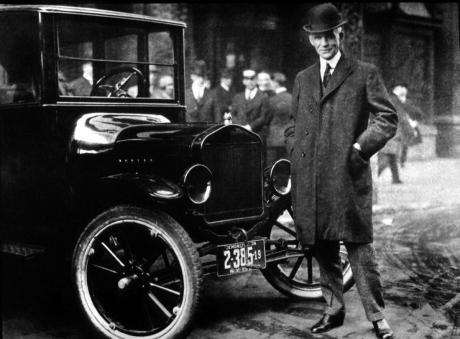 Acum 100 de ani Henry Ford propunea o monedă energetică pentru a înlocui aurul