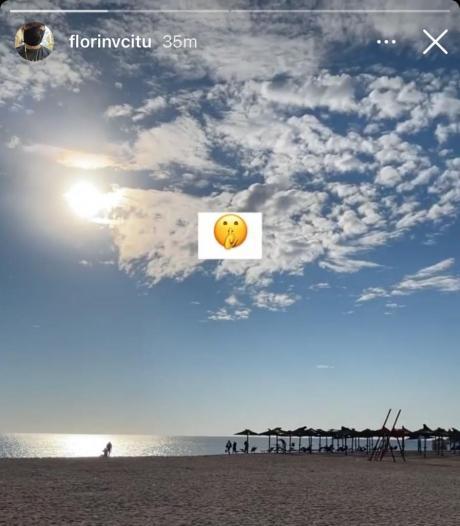 FOTO Deși i sa transmis de către primarul din Vama Veche că e persona non grata Florin Cîțu își petrece weekendul la mare