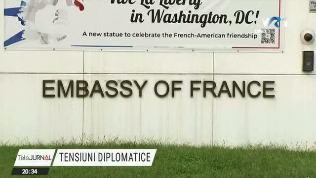Guvernul de la Paris șia rechemat ambasadori din SUA și Australia după ce ambele țări au încheiat un pact de stabilitate cu Marea Britanie