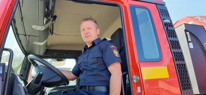 GALERIE FOTO Poveștile oamenilor în uniformă Nicușor Daniel Negoiță salvatorul anului la ISU Vrancea
