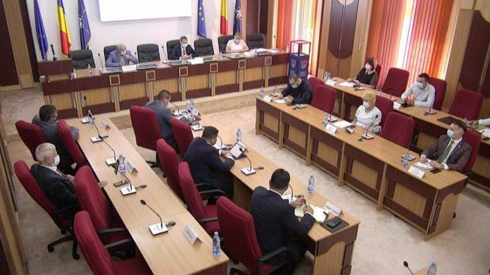 Ședință privind rectificarea bugetară astăzi la Consiliul Județean