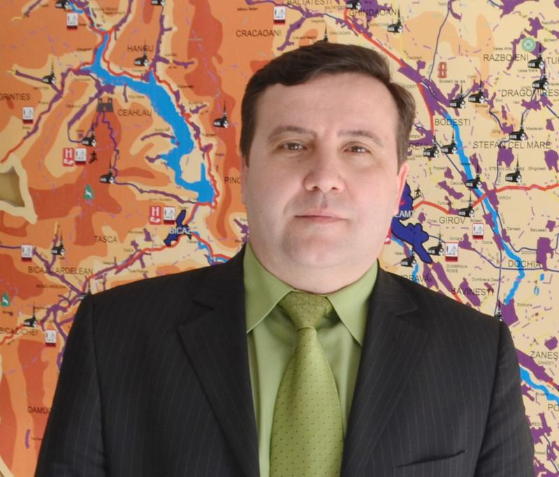 Iulian Jugan din nou subprefect de Neamţ