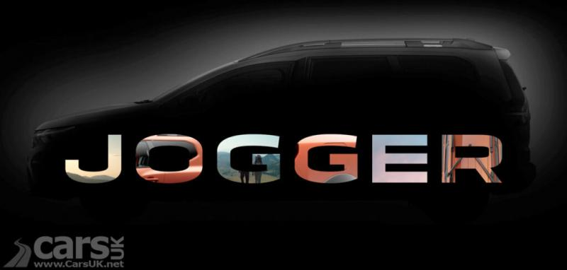 Dacia Jogger noul model Renault
