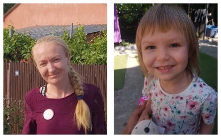Slobozia Mamă și fiică 3 ani dispărute de la domiciliu