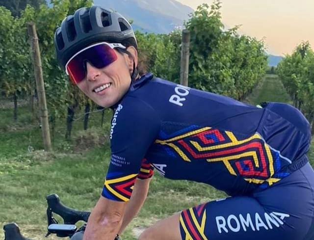 O bistrițeancă participă astăzi la Campionatul European de Ciclism pe șosea