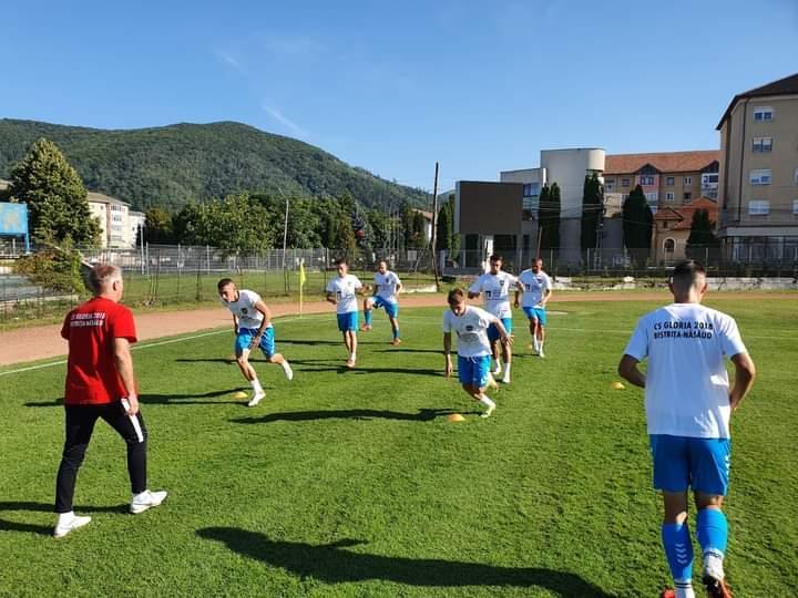 Fotbal Liga a3a Gloria Bistrița pierde în deplasare la Metalurgistul Cugir