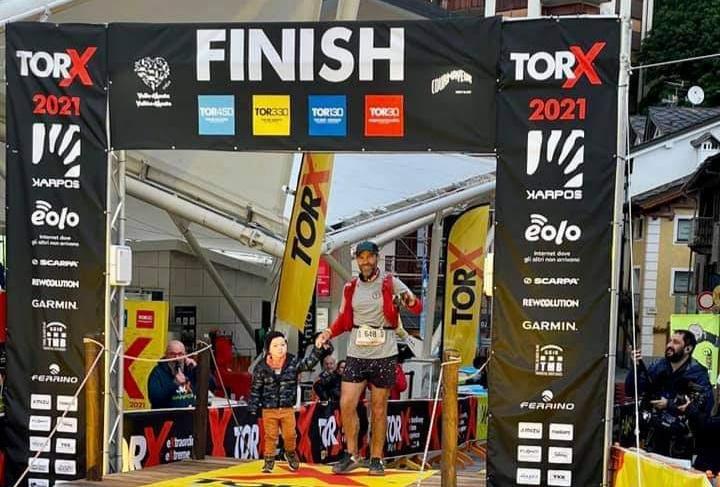 Tibi Ușeriu a încheiat în premieră competiția Tour de Geants 2021