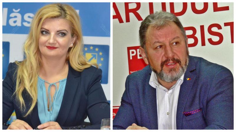 Diana Morar  Mă deranjează  tupeul președintelui CJ Radu Moldovan un baron local în adevăratul sens al cuvântului