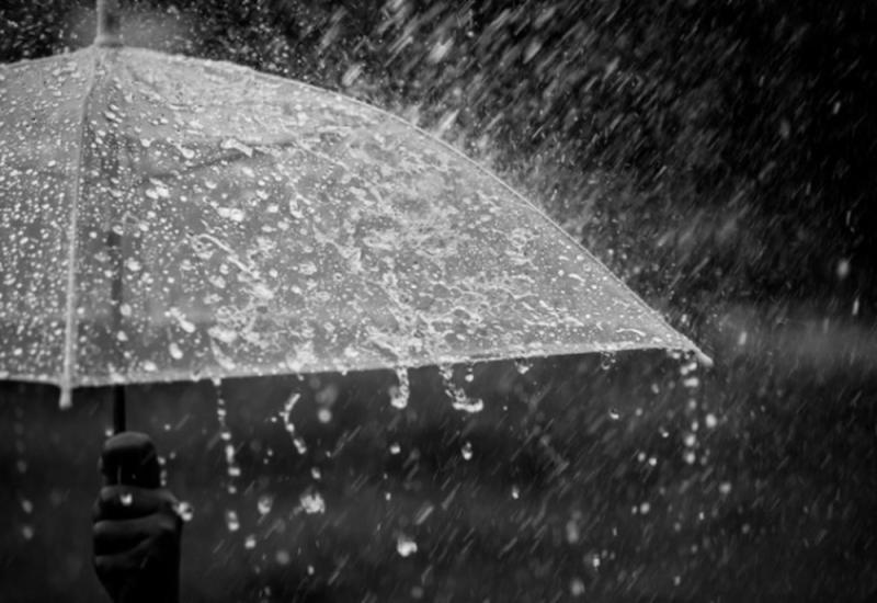 Ploi însemnate cantitativ în tot județul BistrițaNăsăud
