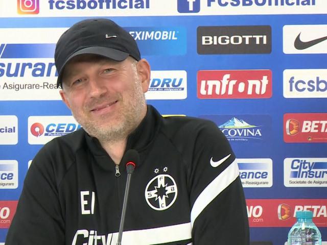 Edi Iordănescu lăudat de o legendă a Stelei Poate să fie un Mourinho pentru că nu a jucat fotbal