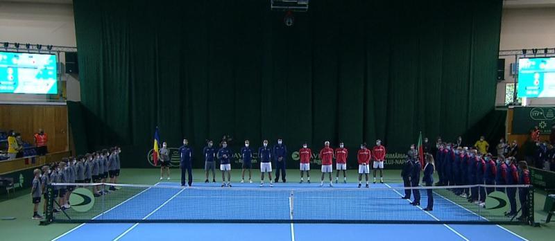 Cupa Davis RomâniaPortugalia 11  Marius CopilHoria Tecău  Gastao EliasJoao Sousa LIVE VIDEO 1200 Digi Sport 2