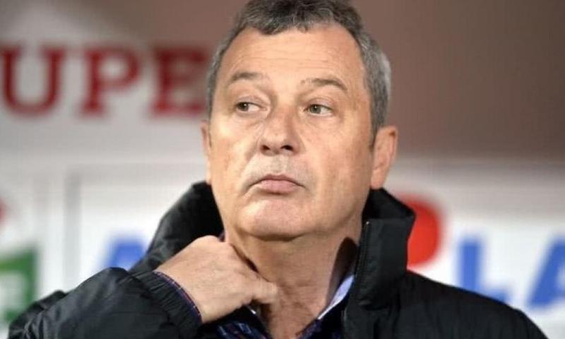 Mircea Rednic a pus o condiție pentru a semna cu Dinamo Legenda clubului pe care șio dorește ca director sportiv